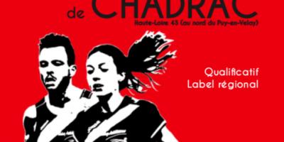10km CHADRAC 29/09/2019