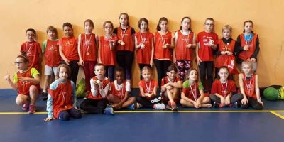 KIDS ATHLE LANGOGNE 16/03/2019