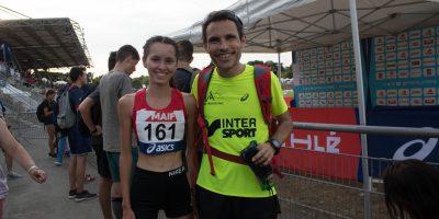 France 3000m Junior Angers Emma Bert illumine VA