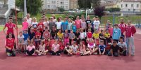 07/09/2019 : Journée découverte de l'athlétisme (Eveil Athlé et poussins)