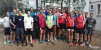 Entrainement Groupe Running Compétition