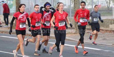 10km de VENISSIEUX 17/11/2019