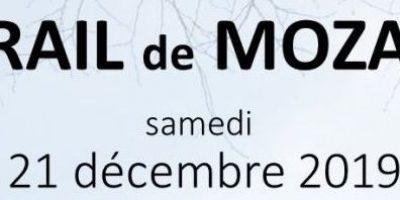 Trail de MOZAC «A l'Assaut du TOURNOEL» et corrida de AMBERT 21/12/19