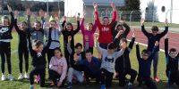 Entrainement Ecole athlétisme