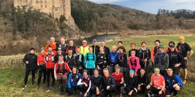 Entrainement et sortie Trail Groupe Running Loisirs