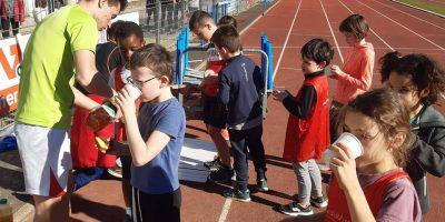 Ecole athlétisme 22/02/2020